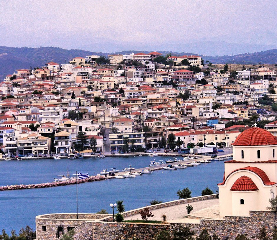 Porto: Rent Luxury Holiday Villas In Greece On Beautiful Islands